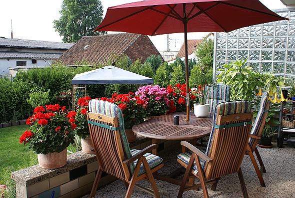 Gartenbilder 2009